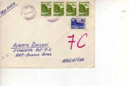 ITALIA  SOBRE CIRCULADO FDC  OHL - 6. 1946-.. Republic