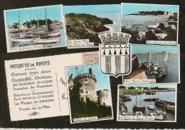 CPA-1965-56-PRESQU ILE DE RHUYS-MULTIVUES-TBE - Non Classés