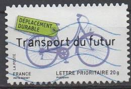 FRANCE  N°184 (4206)___OBL VOIR SCAN - France