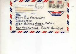 ESTADOS UNIDOS  U.S.A. SOBRE CIRCULADO    OHL - Covers & Documents