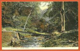 CPA Post Card - Ecosse SCOTLAND - KIELS DEN, LUNDIN LINKS * Ideal Series D & S  K - Fife
