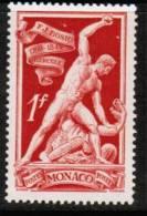 MONACO   Scott #  210**  VF MINT NH - Monaco