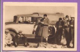 """Raid Alger-Dakar-Alger En Janvier 1930 - Peugeot De Série - Photo Extraite Du Filme """"Images D'Afrique"""" - Cartes Postales"""