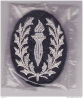 Insigne Casquette Tissu-feutrine Police (3) - Police & Gendarmerie