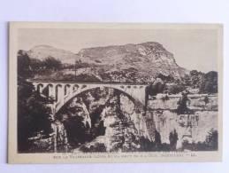 Environs De BELLEGARDE , Pont Du Moulin Des Pierres Sur La Valserine - Bellegarde-sur-Valserine