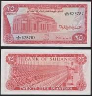 Sudan P 11 B - 25 Piastres 1978 - UNC - Sudan