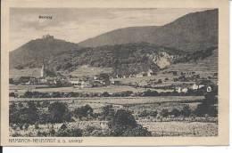 ALLEMAGNE - HAMBACH NEUSTADT - Neustadt (Weinstr.)