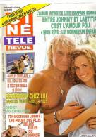 Ciné Télé Revue 9543 Johnny Hallyday Liz Hurley Gerard Depardieu Apollo 13 Rock Hudson - Cinema