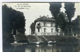 CPA 94 LA VARENNE 51 AV ST HYACINTHE VILLA LEONIE - Chennevieres Sur Marne