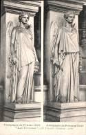 75 PARIS LES VICTOIRES PAR PRADIER CAMPAGNE DE PRUSSE 1806 CAMPAGNE DE POLOGNE 1807 PAS CIRCULEE - Skulpturen
