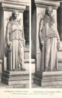 75 PARIS LES VICTOIRES PAR PRADIER CAMPAGNE D'ITALIE 1800 CAMPAGNE D'AUTRICHE 1805 PAS CIRCULEE - Skulpturen