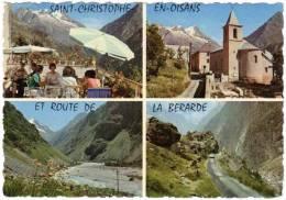 Saint Christophe En Oisans Et Route De La Bérarde - France