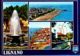 Lignano      ( 4 Vues Diverses ) . - Legnano