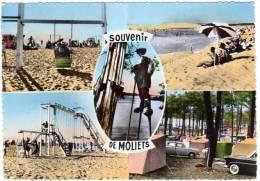 Souvenir De Moliets, Multivues, Camping, Plage - France