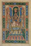 Fulda - Landesbibliothek - Illustratie Uit Welfen Chronik , 12 Jahrhundert. - Museos