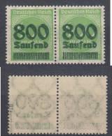 D.R.Nr.306 III,postfrisch,gep., - Deutschland