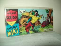Capitan Miki Striscia (Dardo 1963)  Serie XXVI°  N. 7 - Libri, Riviste, Fumetti