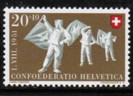 SWITZERLAND   Scott #  B 203**  VF MINT NH - Zwitserland