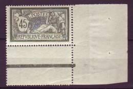 1907 - N° 143- TBC - CDF - Cote 210 Euros    ** - Colecciones Completas