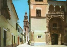 Espagne > Andalucía >  Sevilla - ECIJA Palacio De Los Condes De Vallermoso Y Torre De San Juan (Vallhermoso) *PRIX FIXE - Sevilla