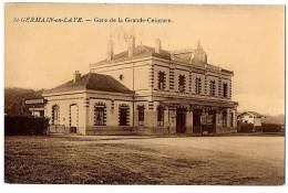 CPA 78 Yvelines Saint-Germain-en-laye Gare De La Grande-Ceinture - St. Germain En Laye