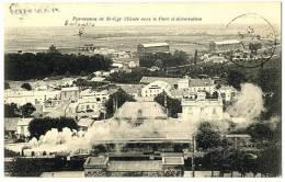 CPA 78 Yvelines Saint-Cyr L´Ecole Panorama Vers Le Parc D´Aérostation - St. Cyr L'Ecole