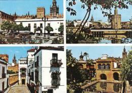 Espana, Andalucia, Sevilla,  Circulante No - Sevilla (Siviglia)