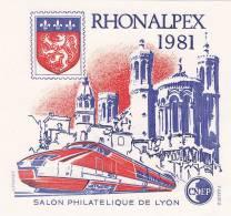 FRANCE : CNEP Salon Philatélique De Lyon : ** : Y&T : 2 - CNEP