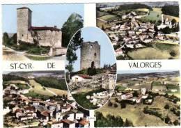 Saint Cyr De Valorges, Multivues - France