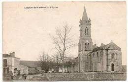 33 - Gironde / LOUPIAC De CADILLAC -- L' Eglise. - France