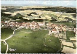 Rozier Cotes D'Aurec - Vue Panoramique Aérienne - France