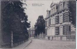 Moerbeke-waas-kasteel Lippens-cpa - Moerbeke-Waas