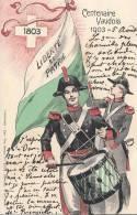 4591 - Centenaire Vaudois 1803 - 1903 Tambour - VD Vaud