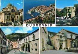 Postal DUBROVNIK (Yogoslavia), Vistas Varias - Yugoslavia