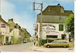 BRIENON-SUR-ARMANCON (89210 -Yonne) La Rue Marcellin Parigot - Brienon Sur Armancon