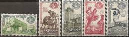 1964-ED. 1590a94-FERIA MUNDIAL DE NUEVA YORK-NUEVO - 1931-Aujourd'hui: II. République - ....Juan Carlos I