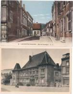 57 MOYEUVRE GRANDE 2 CARTES  Rue De Franchepré Et L'hopital - Other Municipalities