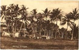 Malay Village - Malaysia
