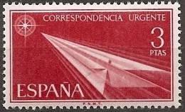 1965-ED. 1671-CORREO URGENTE-NUEVO - 1931-Today: 2nd Rep - ... Juan Carlos I