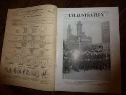 20-5-1933 :Inauguré Av. Paul Doumer;Sarre; Völklingen ;SCULPTURE ;d´ARSONVAL; St-Vincent-de-Paul ; EVEREST; Snörekjöring - Zeitungen