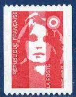 2819a  Type Marianne Du Bicentenaire De Roulette Avec N° Rouge TVP  Neuf ** 1993 + - Frankreich