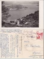 Croatia Sipan SUDjURAC NA SIPANU Panoramic View Old PC Us 1959  / 11185 - Croatie
