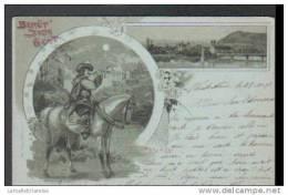 SUISSE - BEHUT DICH GOTT - 1898 - Suisse