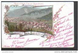 SUISSE - SOUVENIR DE LA SUISSE - CHOCOLAT &CACAO MAESTRANI - Suisse