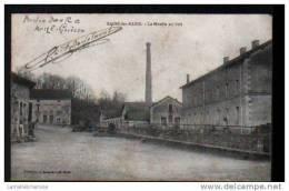 88 - BAINS LES BAINS - LE MOULIN AU BOIS - Bains Les Bains