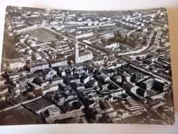"""Cartolina Viaggiata """"SAN VITO AL TAGLIAMENTO - Panorama Dall' Aereo"""" 1955 - Other Cities"""