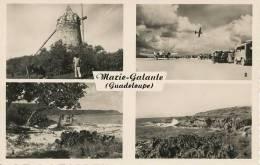 Marie Galante  Aerodrome Airport Capesterre, Moulin A St Louis Sugar Cane Windmill - Guadeloupe