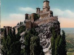 Pk San Marino:1804:La Rocca-vista Della Gualita - Saint-Marin