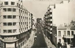 Tanger 99.325.36 Boulevard Pasteur  2 Timbres Tanger Espagne - Tanger
