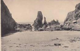 56 Belle Ile En Mer  Pyramides Du Port Coton  Nd Phot 44 - Belle Ile En Mer